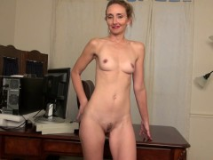 busty milf seduction with anal licking and fingering