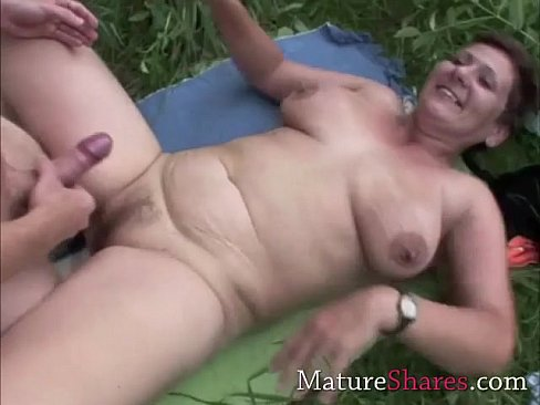 naked and plain mature